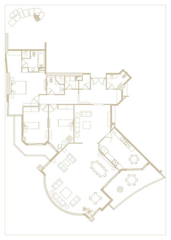 آپارتمان تیپ شماره 3