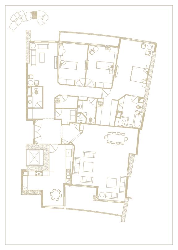 آپارتمان تیپ شماره 4
