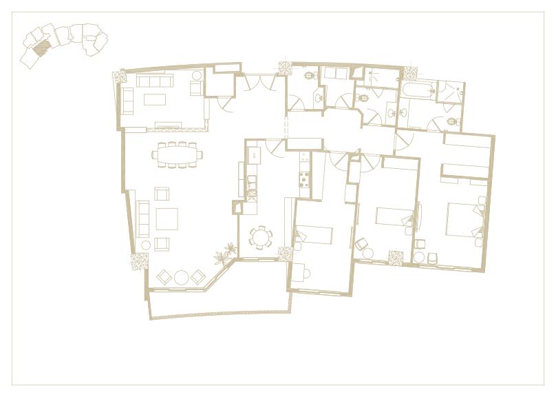 آپارتمان تیپ شماره 7