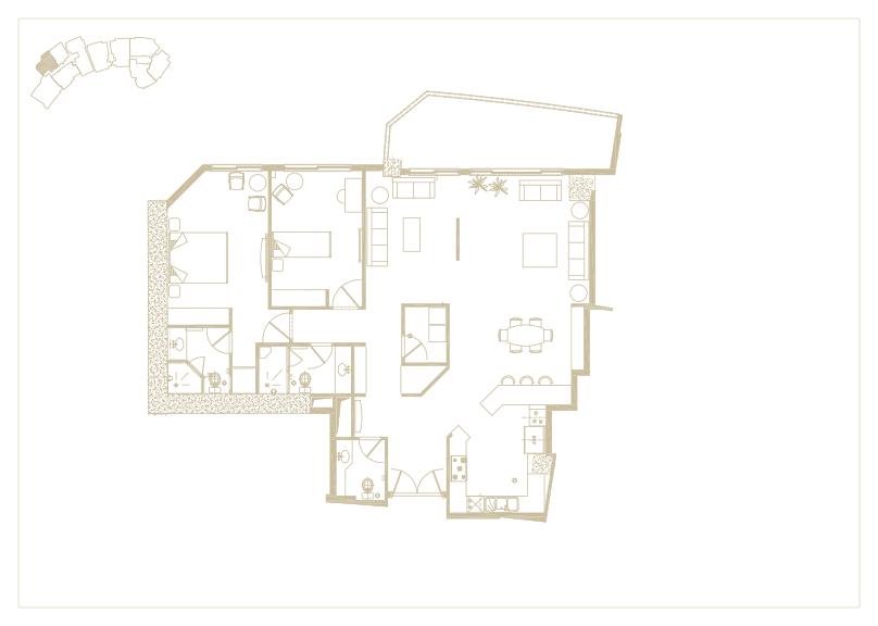 آپارتمان تیپ شماره 9